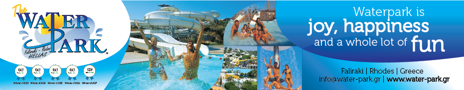 WaterPark - Faliraki Rhodes Greece